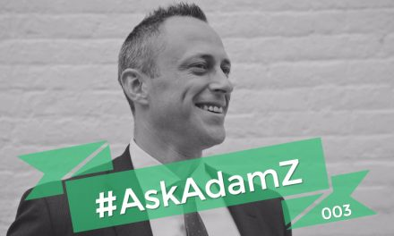 #AskAdamZ – Episode 003 – Will the Election Have an Impact on the Market?