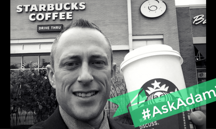 #AskAdamZ – Episode 004 – The Single Best Investment for Someone Just Getting Started