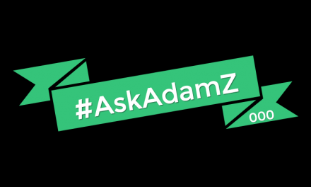 #AskAdamZ – Introduction