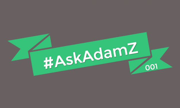 #AskAdamZ – Episode 001 – What is the Least Amount That I Can Start Investing With?