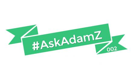 #AskAdamZ – Episode 002 – Can I Reach My $1 Million Goal?