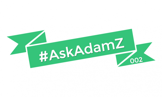 #AskAdamZ – Episode 002 – Can I Reach My $1 Million Goal?