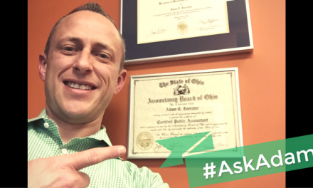 #AskAdamZ – Episode 005 – How I Got Started in a Financial Planning and Investment Management Career