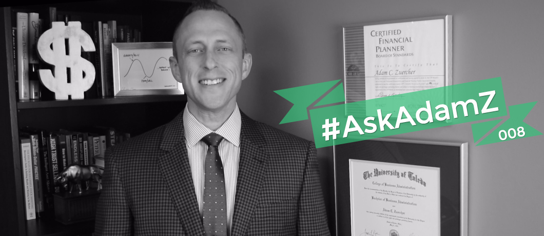 #AskAdamZ – Episode 008 – What Does a Trump Victory Mean For My Investments?