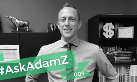 #AskAdamZ – Episode 009 – With the Stock Market at All-Time Highs Is This a Bad Time To Buy Stocks?