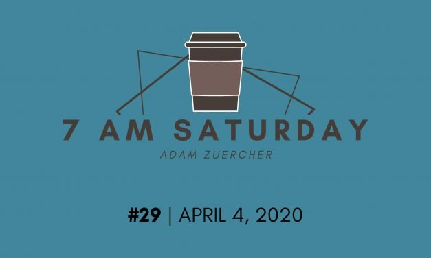 7am Saturday #29 – W.H.O. let the jobs out?!