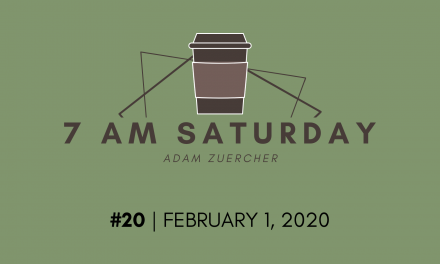 7am Saturday #20 – The World Is Better Than You Think!