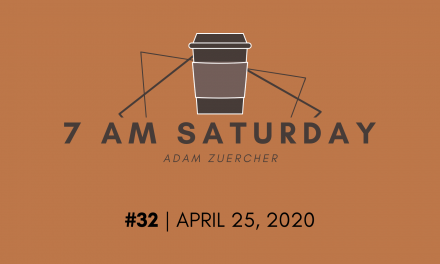 7am Saturday #32 – Gone Fishin'