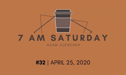 7am Saturday #32 – Gone Fishin'
