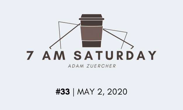 7am Saturday #33 – 68 Bits of Wisdom