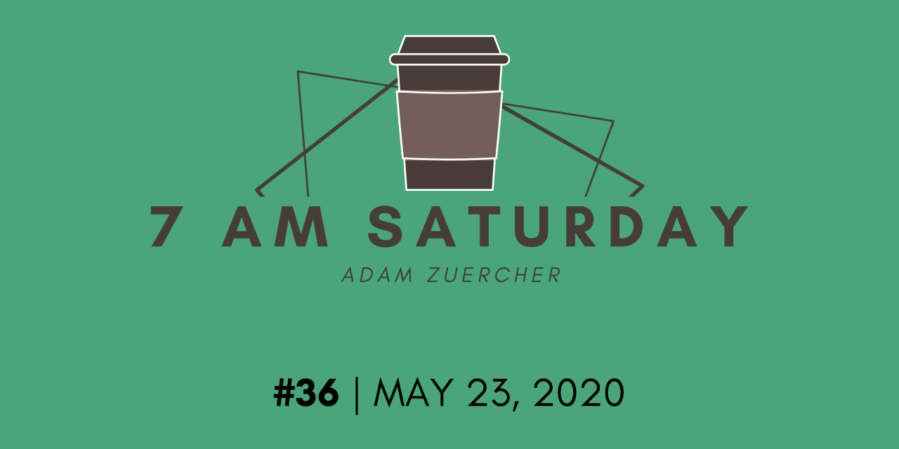 7am Saturday #36 – Women In Wealth + A Tool You Can Use