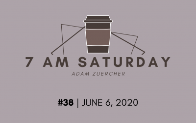 7am Saturday #38 – Big news for jobs!