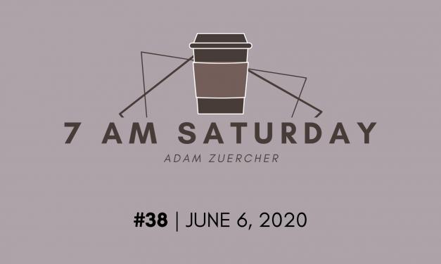 7am Saturday #38 – Big news for jobs!