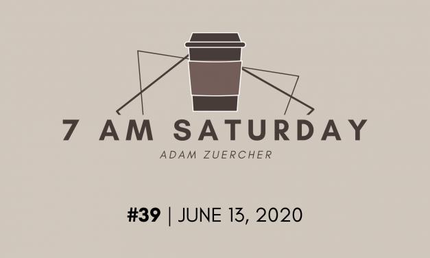 7am Saturday #39 – Summer Vacation