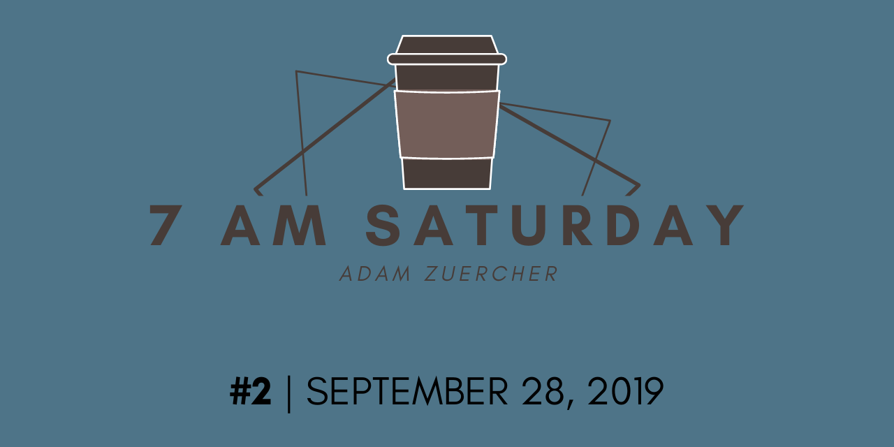 7am Saturday #2 – Insights from Peter Lynch